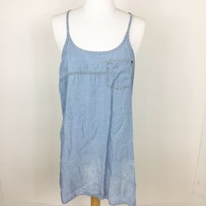 Forever 21 Chambray Racerback Dress sz. Small